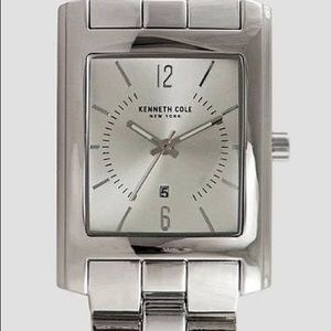 Men's Kenneth Cole Classic Stainless Steel Watch